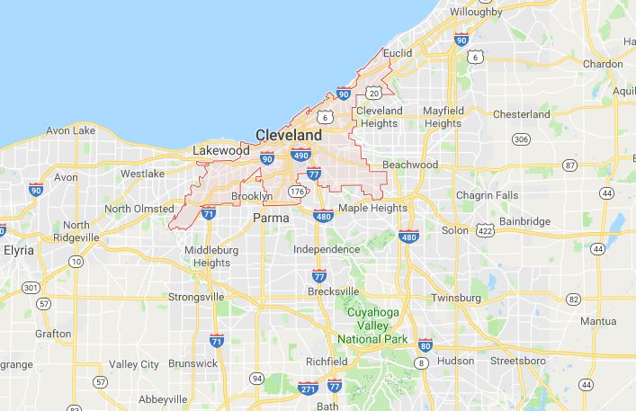 local moving company in Cleveland